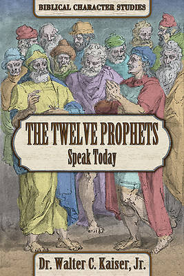 Picture of Twelve Minor Prophet Speak Today