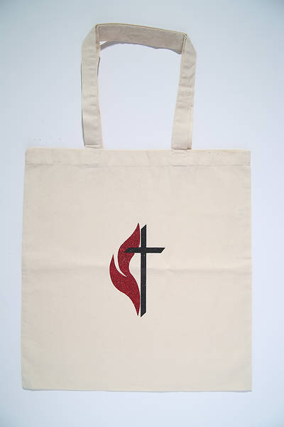 Picture of UMC Cross & Flame Tote Bag