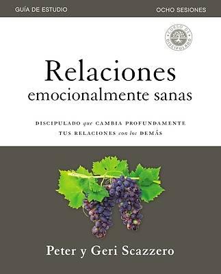 Picture of Relaciones Emocionalmente Sanas Cuaderno de Trabajo