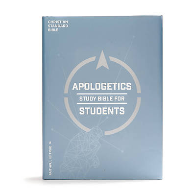 Picture of CSB Apologetics Study Bible for Students, Hardcover