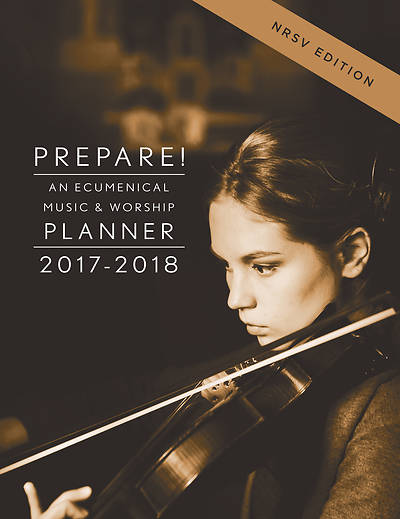 Picture of Prepare! 2017-2018 NRSV Edition - eBook [ePub]