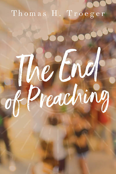 Picture of The End of Preaching - eBook [ePub]