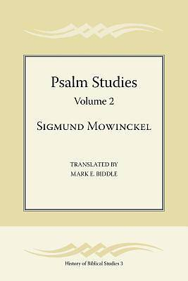 Picture of Psalm Studies, Volume 2