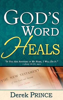 Picture of God's Word Heals