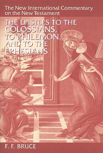 Picture of The Epistles to the Colossians, to Philemon, and to the Ephesians