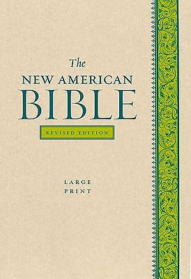 Picture of The New American Bible Revised Edition, Large Print Edition