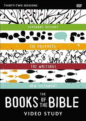 Picture of The Books of the Bible Video Study