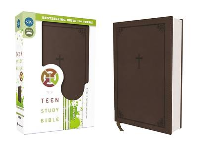 Picture of Teen Study Bible Compact, NIV