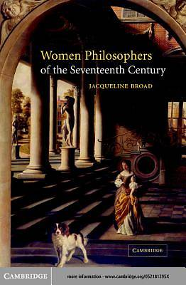 Women Philosophers of the Seventeenth Century [Adobe Ebook]