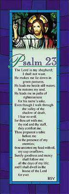 Psalm 23 Bookmark (Pkg of 25)
