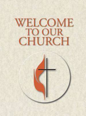 Picture of Welcome To Our Church Booklet