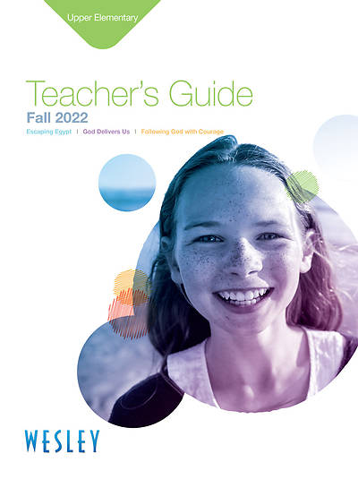 Wesley Upper Elementary Teachers Guide Fall