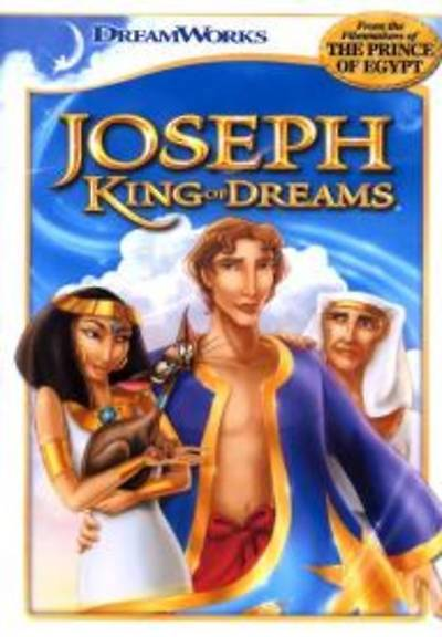 Joseph King of Dreams DVD