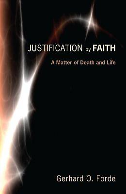 Picture of Justification by Faith