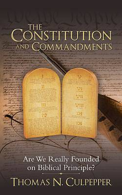 Picture of The Constitution and Commandments