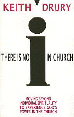 Picture of There Is No I in Church