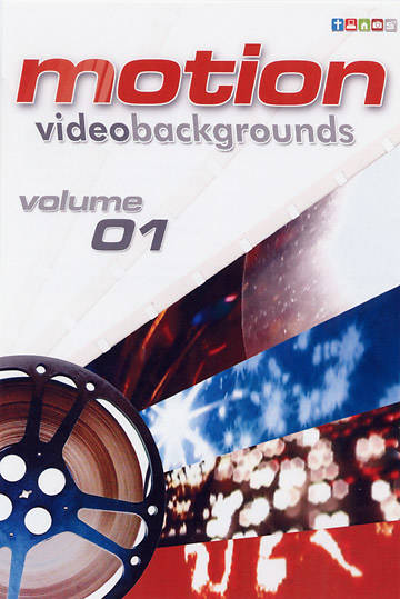 Motion Video Backgrounds Vol 1