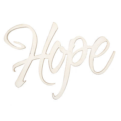 Picture of Hope - Laser Cutout Wall Art
