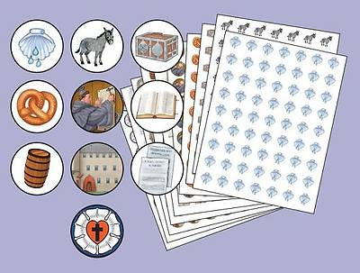 Picture of Reformation Walk- Sticker Sheets