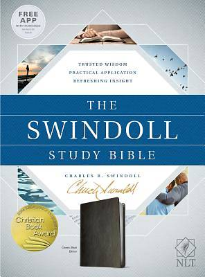 Picture of The Swindoll Study Bible NLT