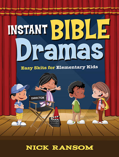 Instant Bible Dramas PDF Download