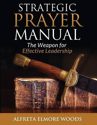 Picture of Strategic Prayer Manual