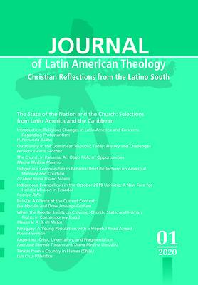 Picture of Journal of Latin American Theology, Volume 15, Number 1