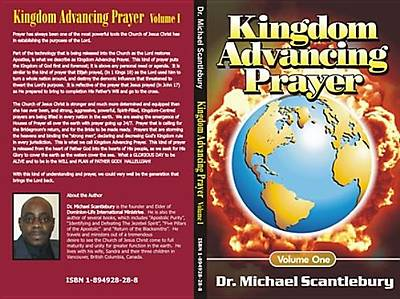 Kingdom Advancing Prayer Volume 1 [Adobe Ebook]