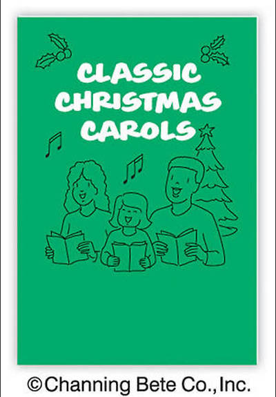 Classic Christmas Carols Booklet