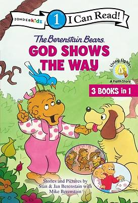 Picture of The Berenstain Bears God Shows the Way
