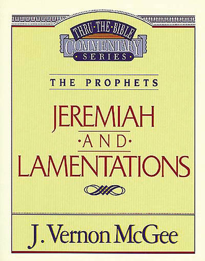 Picture of Jeremiah / Lamentations