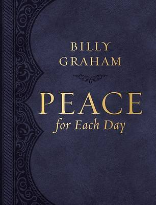 Picture of Peace for Each Day (Large Text Leathersoft)