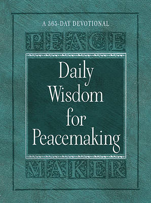 Picture of Daily Wisdom for Peacemaking