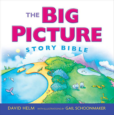 Picture of The Big Picture Story Bible