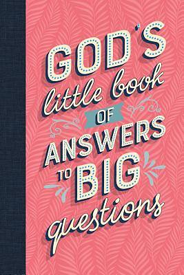 Picture of God's Little Book of Answers to Big Questions