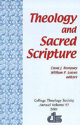 Picture of Theology and Sacred Scripture