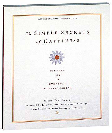 Picture of 12 Simple Secrets of Happiness