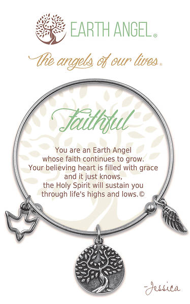 Earth Angel Faithful Bracelet