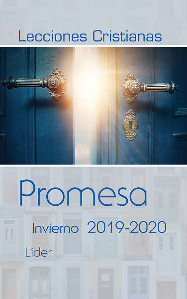 Picture of Lecciones Cristianas libro del maestro trimestre de invierno 2019-2020