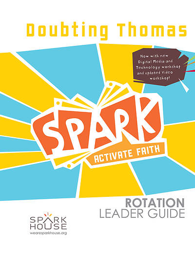Picture of Spark Rotation  Doubting Thomas  Leader Guide