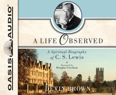 Picture of A Life Observed Audiobook
