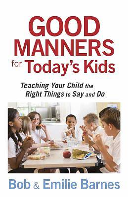 Good Manners for Todays Kids [Adobe Ebook]