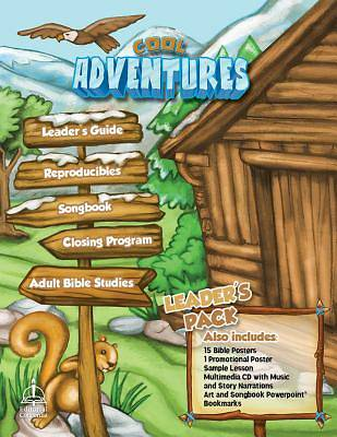 Concordia VBS 2013 Aventuras Glaciales (Cool Adventures) Bilingual Leaders Package