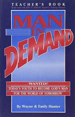 Man in Demand (Teacher)