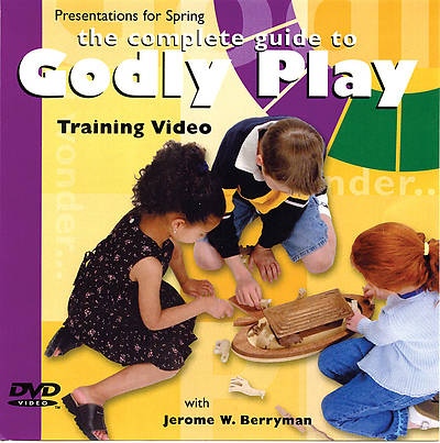 Godly Play Spring DVD