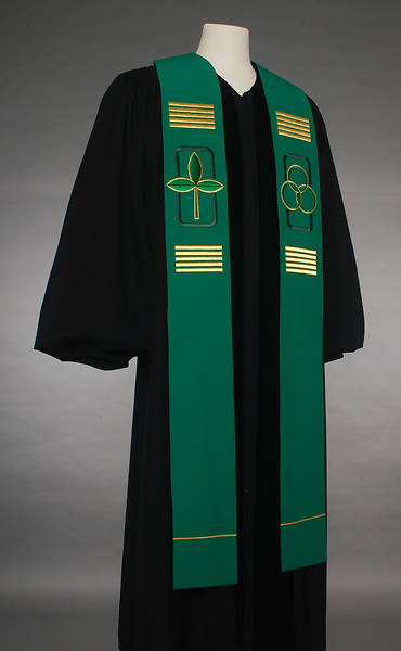 Jubilee 4800 Series Green Stole