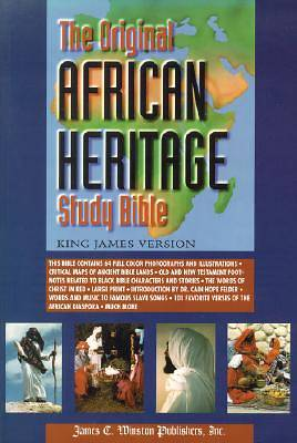 Picture of The Original African Heritage Study Bible