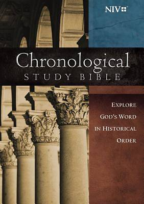 Picture of The Chronological Study Bible, NIV