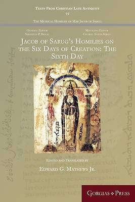 Picture of Jacob of Sarug's Homilies on the Six Days of Creation