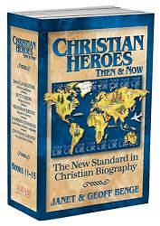 Christian Heroes Gift Set (11-15)